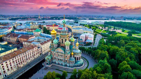 Saint Petersburg - du lịch nga mùa nào đẹp