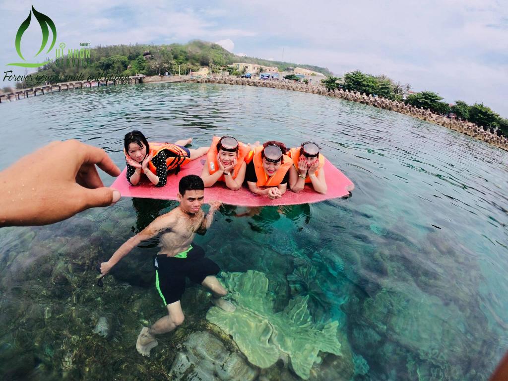 Đảo Nhỏ Cù Lao Xanh Quy Nhơn
