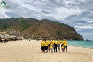 COUR TOUR – EO WIND – PURPLE NGOC HOA – DOI PHUONG MAI – CAI THII