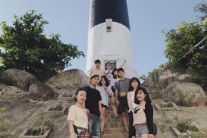 TOUR CÙ LAO XANH QUY NHƠN