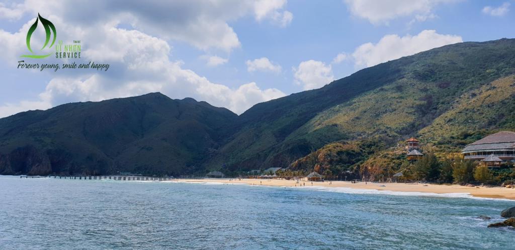 Ky Co Quy Nhon Beach