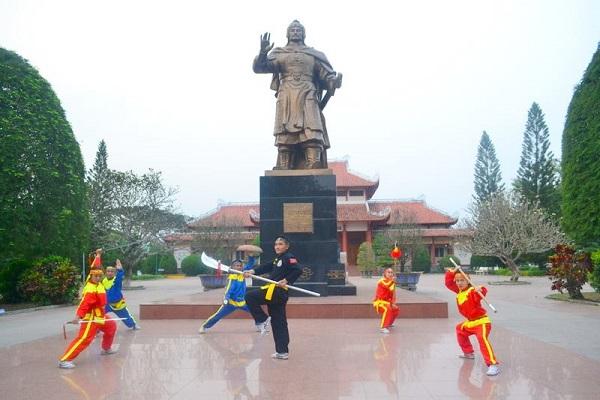 Quang Trung Museum - Martial Arts Land Tour