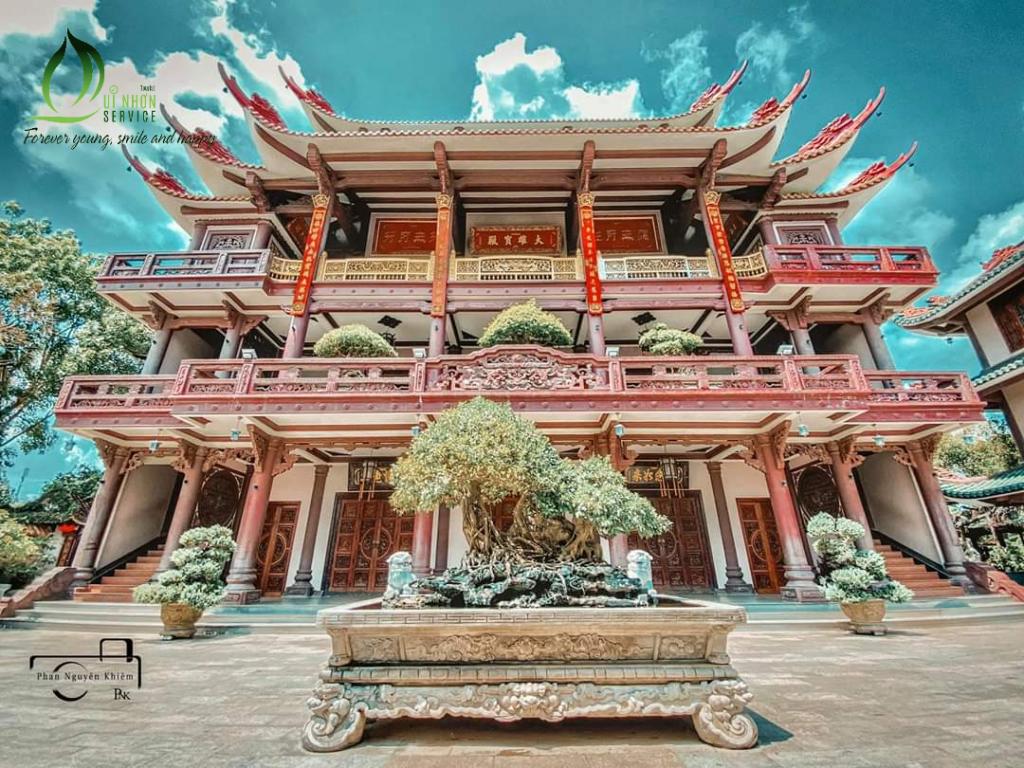 Thiên Hưng Tự - Tour Tây Sơn