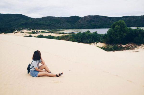 Phuong Mai sand hill - Tour Quy Nhon 3 Days 2 Nights