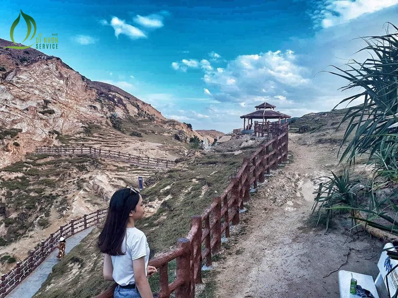Eo Gió Quy Nhơn - Tour Hòn Khô Eo Gió