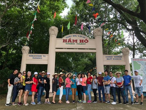 Ham Ho eco-tourism area - martial land tour