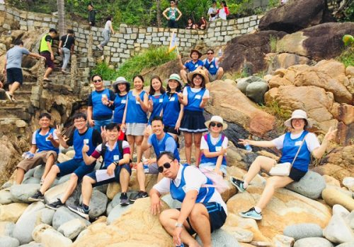 TEAM BUILDING – GENERAL CONNECTION – EXCEED THE CHALLENGE