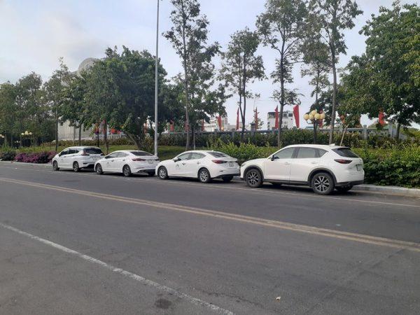 Rent a car with 7 seats- Land Tour Quy Nhon