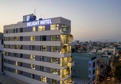 khách sạn delight quy nhơn