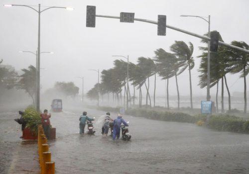 Tin bão khẩn cấp ngày 30 tháng 10
