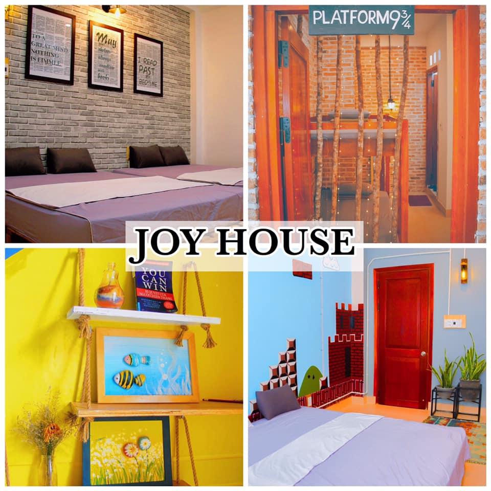 JOY HOUSE