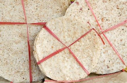 bánh tráng nước dừa