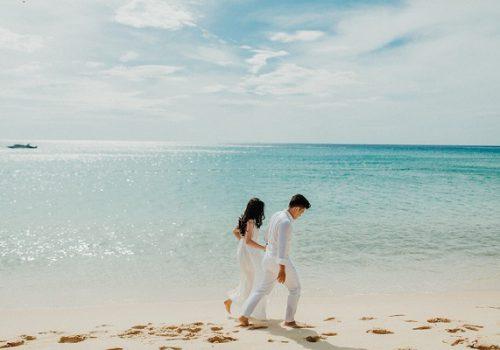 BEAUTIFUL WEDDING PHOTO SETS – LOOKING FORWARD A LOVING – QUY NHON