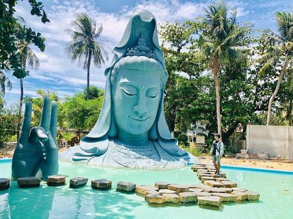 Image result for chùa thanh lương