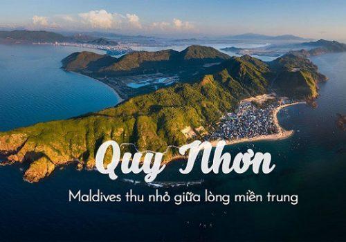EXPERIENCE FOR TRAVELING IN NHON NHON TU TU