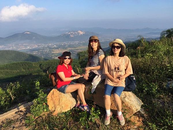 leo núi vũng chua
