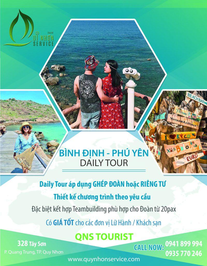 Quy Nhon Service Tour