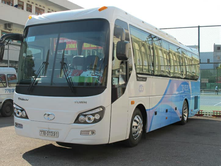 16 Seater Car Rental Quy Nhon