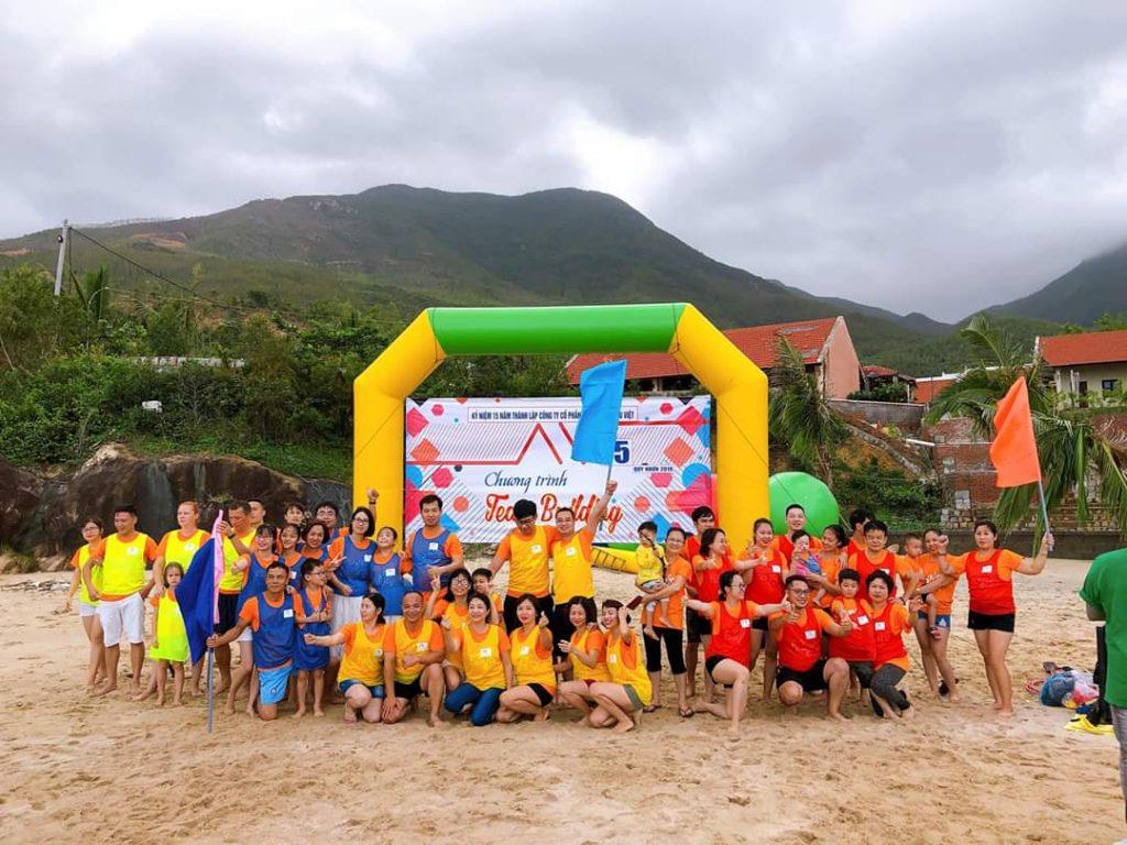 Teambuilding Au Viet