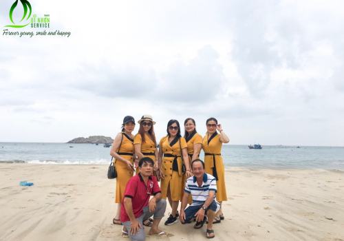 Khám phá thực tế biển Quy Nhơn có đẹp không