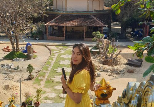 Quy Nhon Tourism – Pilgrimage to visit the temple at the beginning of the year