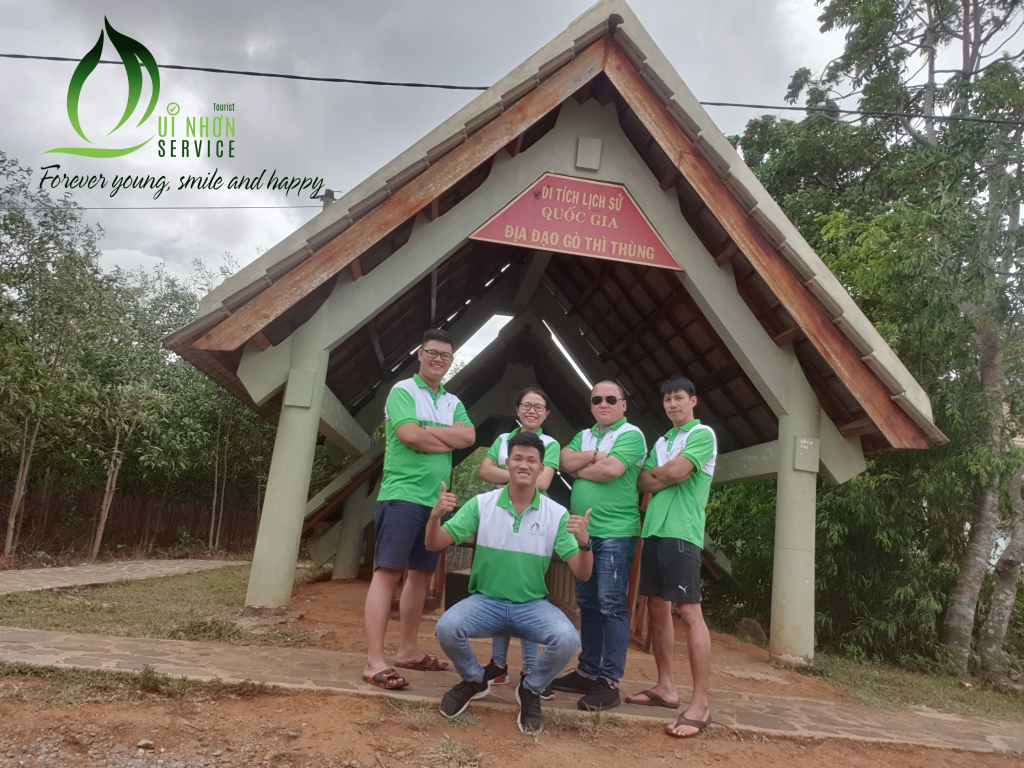 Go Thi Thung Tunnels - Tour Van Hoa Plateau From Quy Nhon