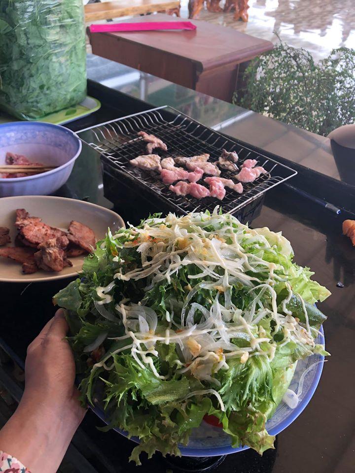 Mixed Vegetables Salad
