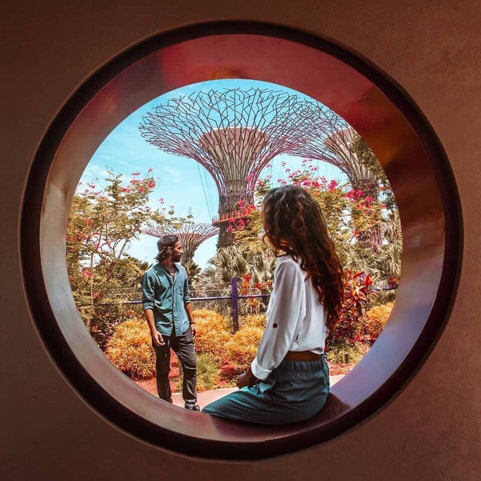 Garden Bay - Tour Đà Nẵng Singapore Malaysia