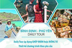 TOUR GHÉP QUY NHƠN PHÚ YÊN KHỞI HÀNH HÀNG NGÀY