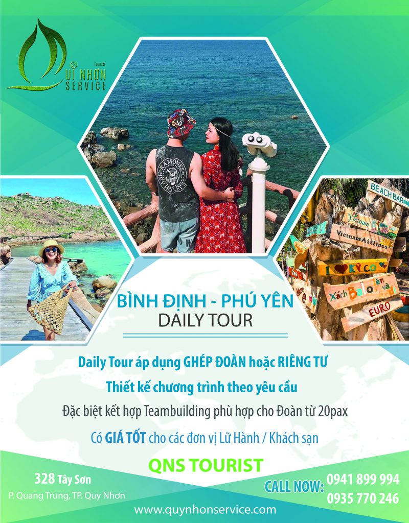 Tour QNS - Land Tour Quy Nhon