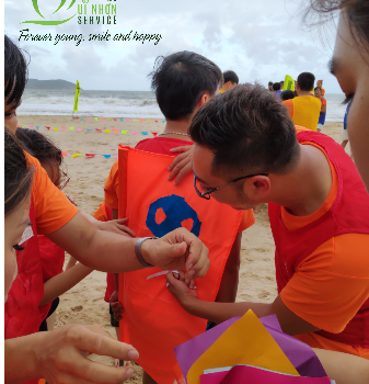 Teambuilding On The Hottest Beach In 2020