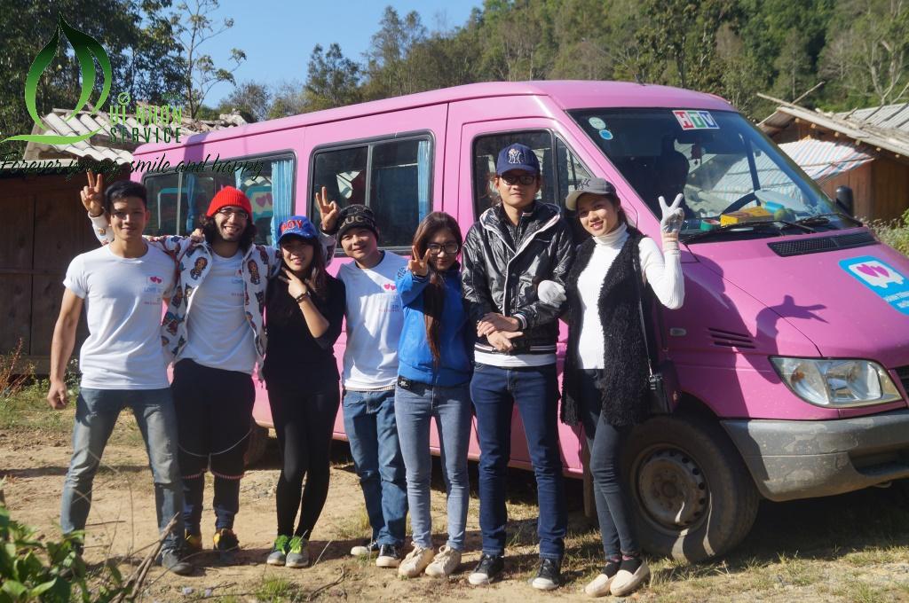 Love Tour Quy Nhon