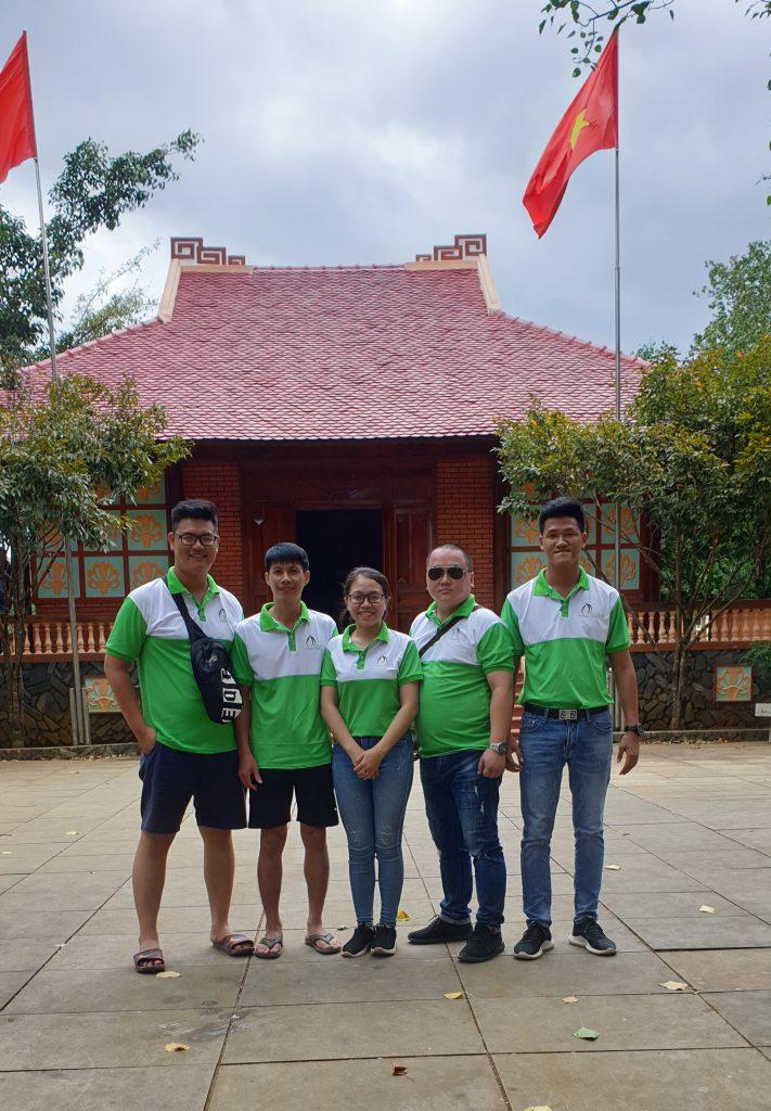 Uncle Ho's Church - Van Hoa Highlands
