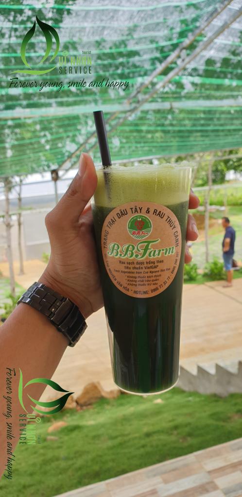BB Farm Green Water