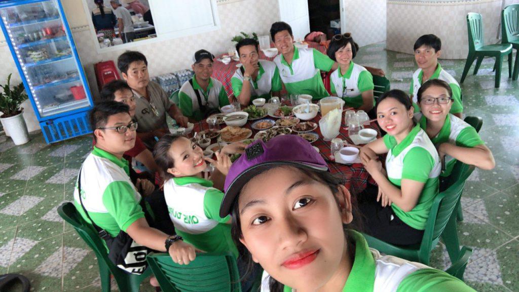 Team QNS Cham Doan