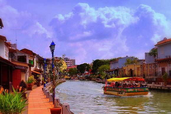 Thành Phố Cổ MaLacca - Tour Đà Nẵng Singapore Malaysia