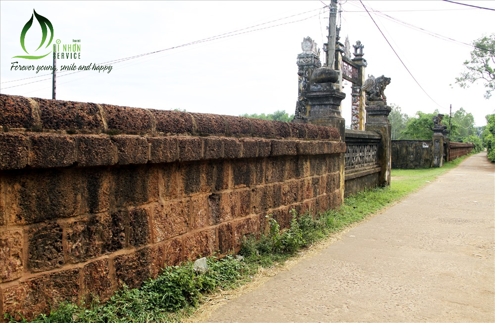 Citadel More than 1000 Years Old - Quy Nhon Craft Village Tour