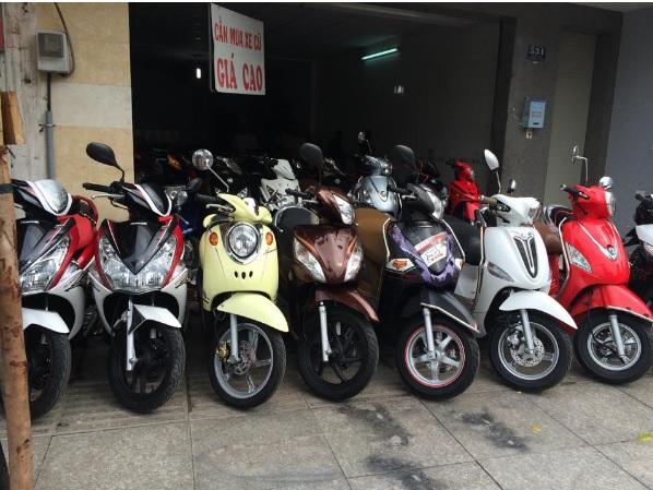 Dịch Vụ Cho Thuê Xe Máy Quy Nhơn - QNS