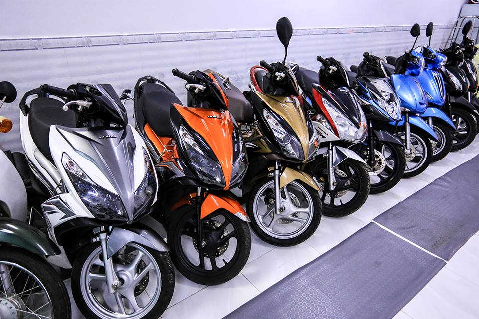 Quy Nhon Motorbike Rental Cheap