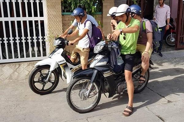 Quy Nhon Motorbike Rental In Place