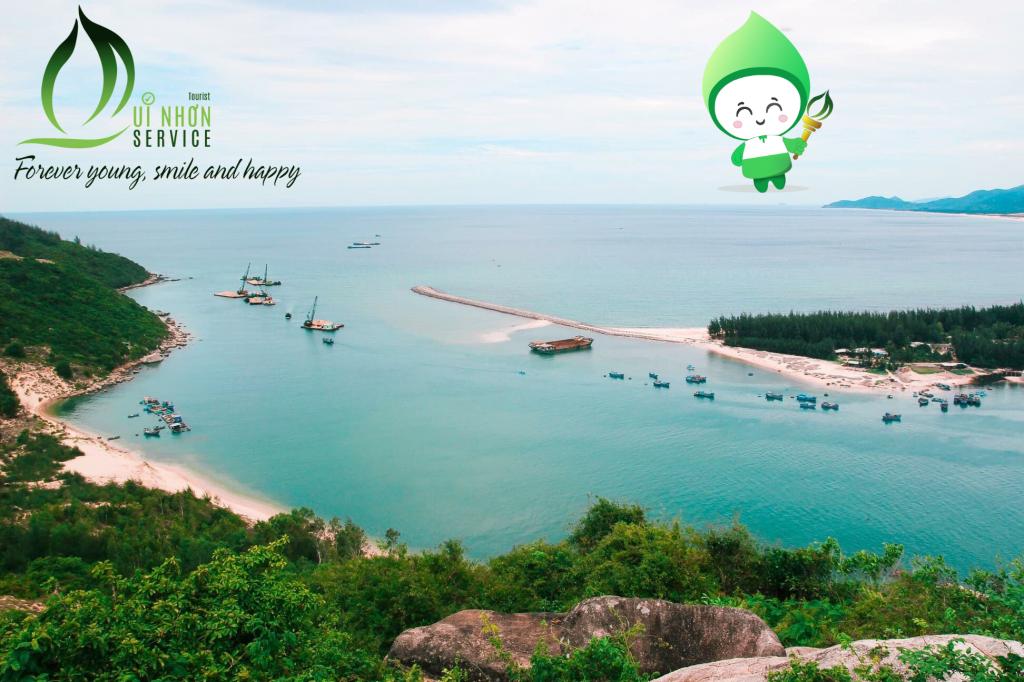 Cảng Đề Gi - Tour Vũng Bồi Đề Gi