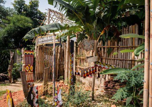 Tìm về bình yên với Coffee Homestay Làng Hồ Kon Tum