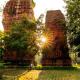 Tháp đôi Quy Nhơn: dấu tích văn hóa độc đáo của người Chăm