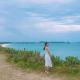 Bãi Xép Phú Yên – Thiên đường hoa vàng trên cỏ xanh